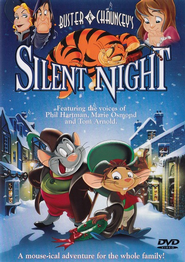 Buster and Chauncey's Silent Night, DVD   -