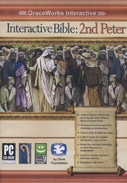 Interactive Bible: II Peter  -
