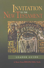 Invitation to the New Testament, Leader's Guide   -