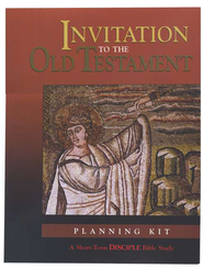 Invitation to the Old Testament - Planning Kit  -     By: Celia Brewer Sinclair