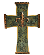 Tapestry Design, Wall Cross  -