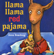 Llama, Llama Red Pajama  -     By: Anna Dewdney