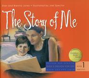 God's Design for Sex Series, Book 1: The Story of Me, Revised   -     By: Stan Jones, Brenna Jones     Illustrated By: Joel Spector