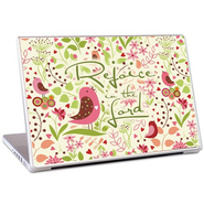 Rejoice in the Lord Laptop Skin   -