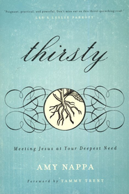 Thirsty: Meeting Jesus at Your Deepest Need   -     By: Amy Nappa