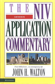 Genesis: NIV Application Commentary [NIVAC]   -              By: John H. Walton