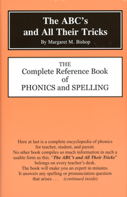 The ABCs & All Their Tricks   -     By: Margaret Bishop