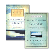 Transforming Grace Set, Book & Study Guide   -              By: Jerry Bridges