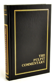 The Pulpit Commentary, Volume VI: 1 & 2 Chronicles   -     Edited By: H.D.M. Spence, Joseph S. Exell