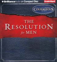 Resolution for Men unabridged audio book on CD   -              By: Stephen Kendrick, Alex Kendrick