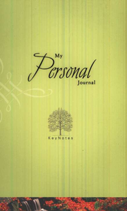 My Personal Journal: KeyNotes   -     By: Ellen Caughey