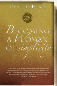 Becoming a Woman of Simplicity  -
