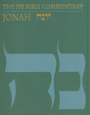 Jonah: JPS Bible Commentary  -     By: Uriel Simon