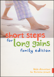 Family Edition: Short Steps For Long Gains  -     By: Simon Manchester