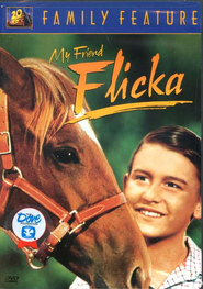 My Friend Flicka, DVD   -