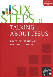 Six Steps to Talking About Jesus, Workbook  -     By: Manchester Simon, Roberts Simon
