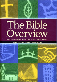 The Bible Overview Leader's DVD-ROM  -     By: Brain Matthew, Malcolm Matthew, Clarke Greg
