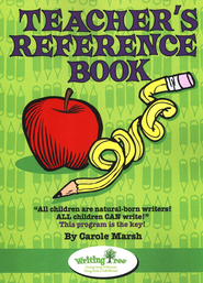 The Writing Tree Teacher's Reference Book  -              By: Carole Marsh