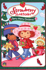 Strawberry Shortcake: Berry Merry Christmas, DVD   -