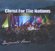 Desperate Hour CD/DVD   -     By: Christ for the Nations
