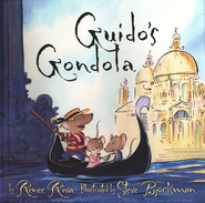 Guido's Gondola - Slightly Imperfect  -     By: Renee Riva