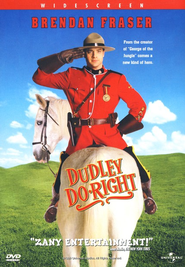 Dudley Do-Right, DVD   -