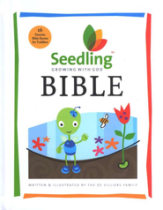 Seedling and Sprout: Seedling Bible, Sixteen Favorite Bible  Stories for Toddlers  -     By: The de Villiers Family