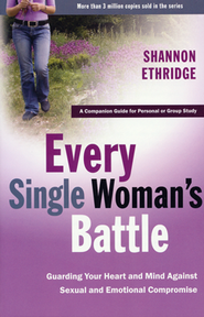 Every Single Woman's Battle Workbook - Slightly Imperfect  -     By: Shannon Ethridge
