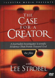 The Case for a Creator, DVD    -     By: Lee Strobel