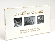 Personalized, Family is a Forever Bond Photo Frame   -