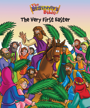 The Very First Easter: The Beginner's Bible  - Slightly Imperfect  -