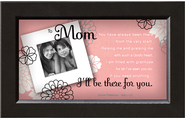 There For You, Mom Framed Print  -     By: Anne Peterson
