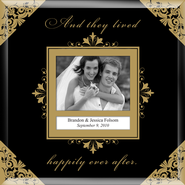 Happily Ever After Photo Frame to Personalize  -