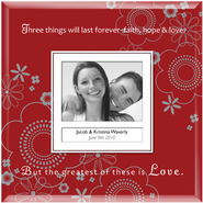 Three Things Photo Frame   -