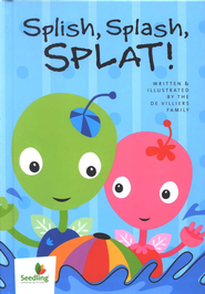 Splish, Splash, Splat  -              By: The de Villiers Family