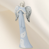Daughter, Pierced Wings Message Angel   -