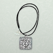 Serenity Prayer Necklace  -