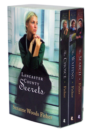 Lancaster County Secrets, Boxed Set Volumes 1-3   -     By: Suzanne Woods Fisher
