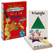 Dr. Seuss Learning Cards: Colors & Shapes  -     By: Scholastic