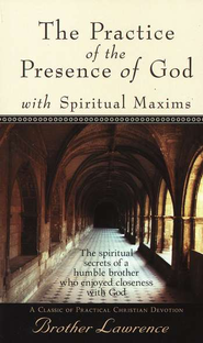 The Practice of the Presence of God - Slightly Imperfect   -