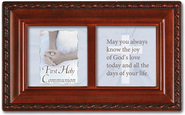 First Communion Music Box, Friend in Jesus  -