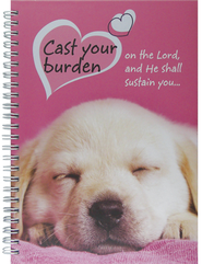 Cast Your Burden Journal  -