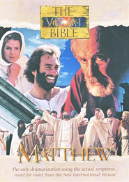 The Visual Bible: Matthew/Acts, 4 DVDs   -