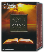 Great People of the Bible, 6-DVD Set   -