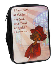I Have Faith Bible Cover  -