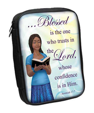 Jeremiah 17:7 Bible Cover  -