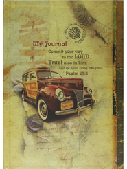 Commit Your Way To the Lord Journal  -