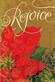 Rejoice Christmas Cards, Box of 18  -