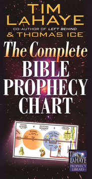 God's Prophetic Plan Chart  -     By: Tim LaHaye