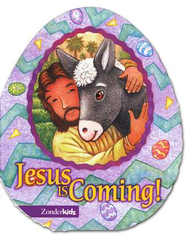 Jesus Is Coming!  -     By: Jesslyn DeBoer     Illustrated By: David Austin Clar